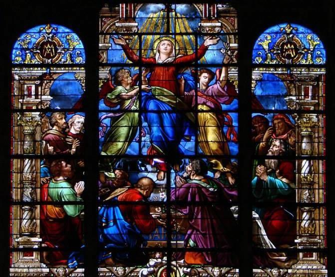 Sant'Alfonso Maria de Liguori. Discorso sull'Assunzione di Maria (1)