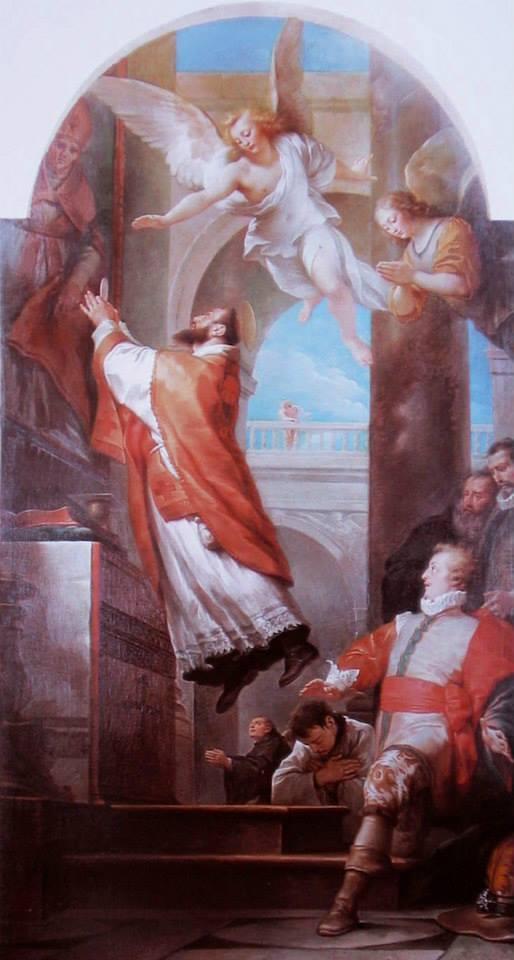 San Giuseppe da Copertino, il Santo dei Voli, patrono degli Esaminandi