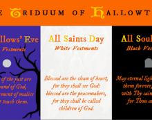 Halloween e dibattito su questa giornata. Tutto quello che c'è da sapere (compreso ciò che non vi aspettate)