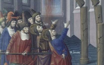 I Santi Apostoli Simone e Giuda distruttori d'idoli.