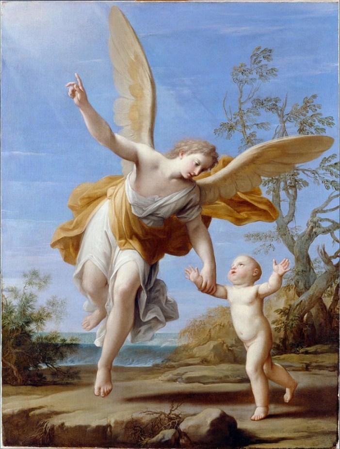 Istruzione sui Santi Angeli Custodi