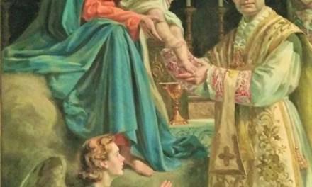 Il miracolo eucaristico di Sant'Antonio Maria Claret
