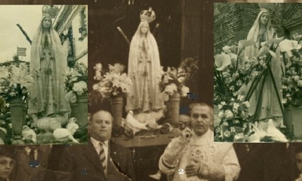 Le tre colombe di Nostra Signora di  Fatima