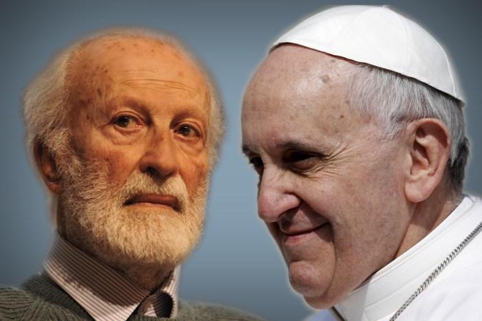 Il confidente Eugenio Scalfari: «Bergoglio mi ha detto di NON concepire Cristo come Dio». Vaticano dirama smentita