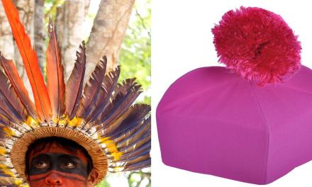 Francesco dirompente: «Quale differenza tra piume in testa e tricorno?»