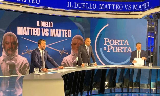 Il duello televisivo Salvini vs Renzi? Un dibattito triste