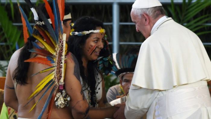 Il prof. M. D'Amico commenta l'Instrumentum Laboris del Sinodo Amazzonico (1)