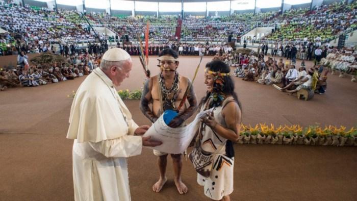 Il prof. M. D'Amico commenta l'Instrumentum Laboris del Sinodo Amazzonico (2)