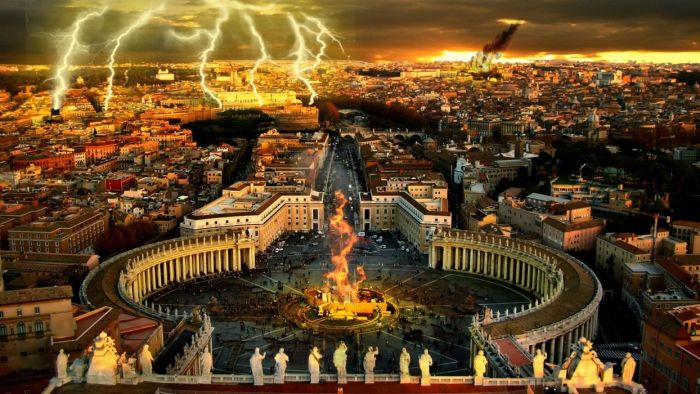[DIFUNDE TU FE CATOLICA] LA APOSTASÍA ACTUAL