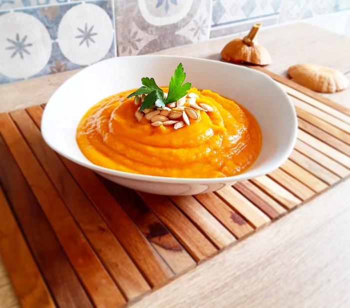 [SPADAKITCHEN] La zuppa di zucca di S. Ildegarda