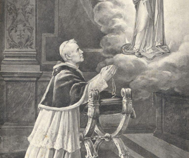 Dal 29 novembre al 7 dicembre recitiamo la novena all'Immacolata con San Pio X