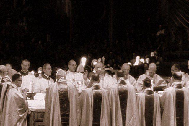 'Sacrosantum Concilium'. Il prologo della rivoluzione liturgica (1)