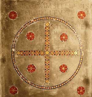 Il dogma della Transustanziazione nella epigrafe eucaristica di San Lorenzo fuori le mura