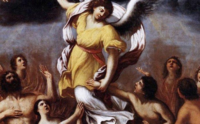 [DIFUNDE TU FE CATOLICA] Ejercicio Piadoso de Noviembre en favor de las Benditas Ánimas del Purgatorio. Día 11: LAS ALMAS DEL PURGATORIO EN NADA TIENEN CONSUELO