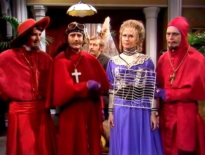 """[Video] Don Mauro Tranquillo: """"Leggenda e realtà dell'Inquisizione"""""""