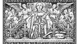 Il dogma del Purgatorio – Pene del Purgatorio: pena del senso: tormento del fuoco e tormento del freddo.