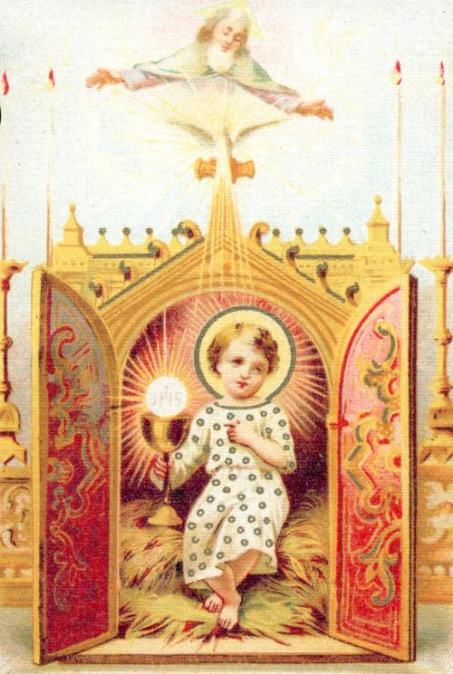 [MEDITAZIONI ALFONSIANE]  Delle occupazioni di Gesù bambino nella stalla di Betlemme.