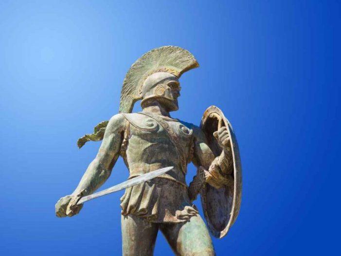 Sul silenzio di Sparta