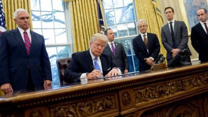 Donald Trump istituisce la Giornata Nazionale della Santità della Vita il 22 gennaio, anniversario della Roe vs Wade.