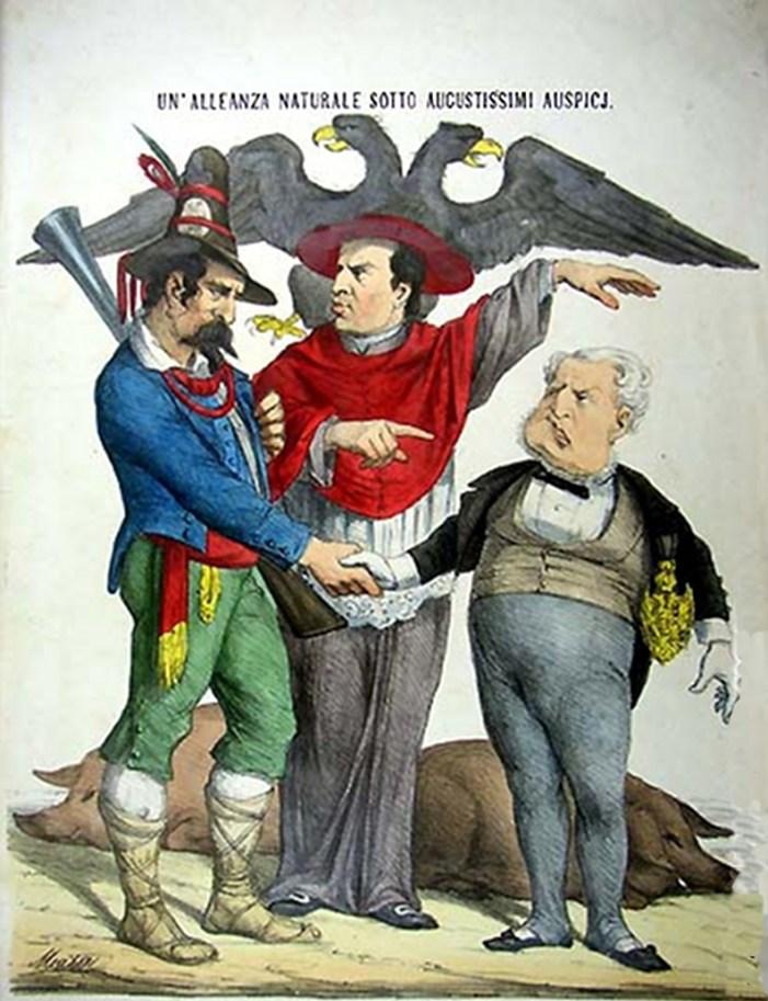 [PODCAST] Unità italiana: un approccio revisionistico