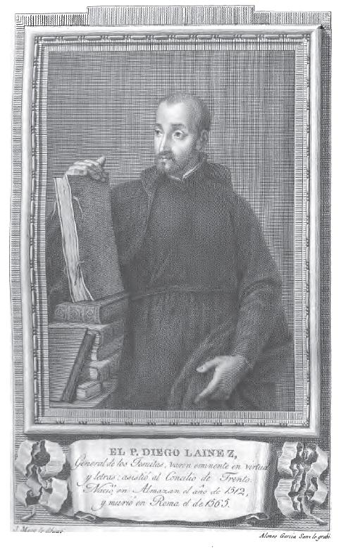 'Guai a negoziare con gli eretici'. Un attualissimo discorso del padre Lainez, secondo Generale dei Gesuiti.