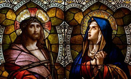 [DIFUNDE TU FE CATOLICA] PRIMER VIERNES DEL AÑO: comencemos desde hoy la necesaria Reparación al Sagrado Corazón de Jesús