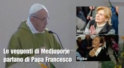 Polemiche e (ovvie) conferme: sì, i veggenti di Medjugorje riconoscono Francesco (e lo elogiano pure)