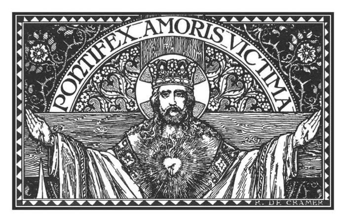 L'atto supremo del sacerdozio del Cristo: il sacrificio della Croce