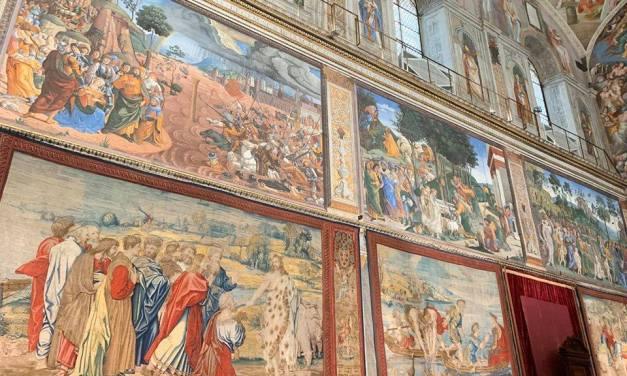 Gli Arazzi di Raffaello per la Cappella Sistina