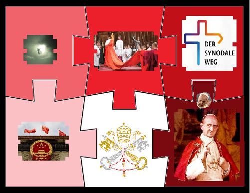 """«Oggi nella Chiesa cattolica ci sono cinque scismi """"di fatto"""". Pochi ne parlano: ve li racconto»"""