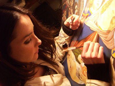 [SPADARTE] L'antica bottega d'arte toscana di Silvia E. Salvadori