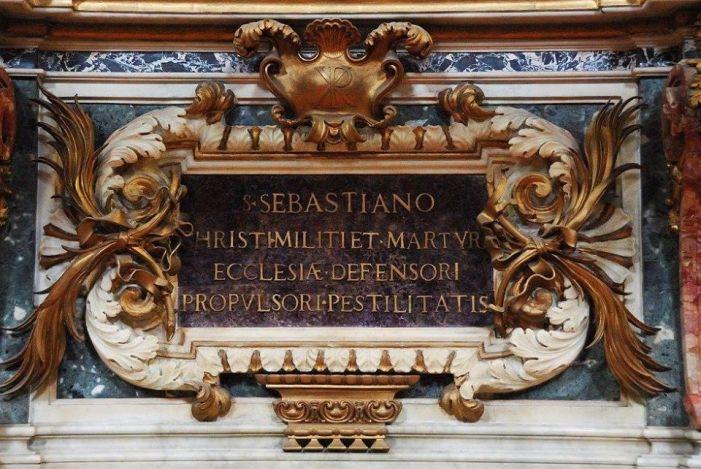 A San Sebastiano per la liberazione dall'epidemia