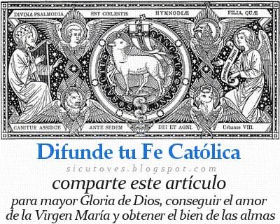 [DIFUNDE TU FE CATOLICA] ORACIONES EN TIEMPO DE MORTALIDAD Y PESTES, según el Ritual Romano
