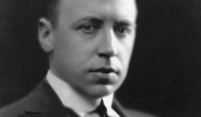 L'ultimo dei giganti: la conversione del poeta Alfred Noyes