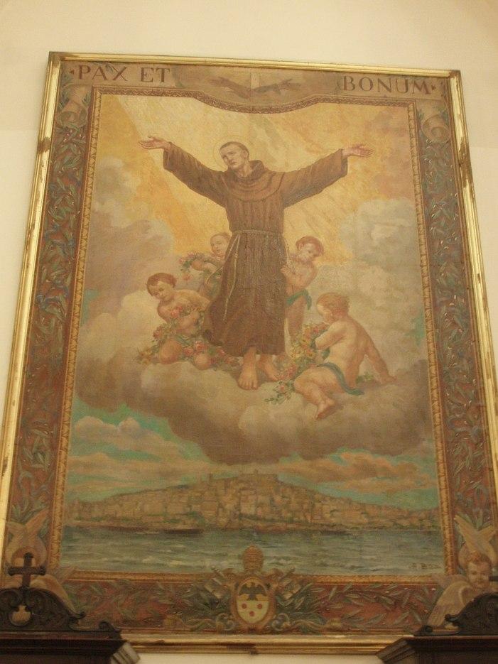 I miracoli di San Salvatore da Horta