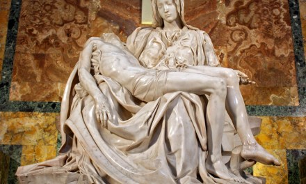 [VIA MATRIS] La Pietà