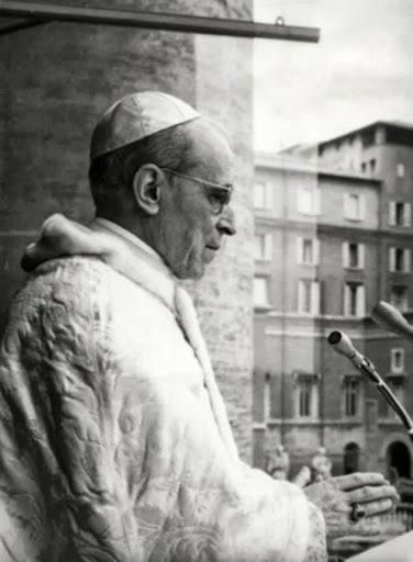 'Pasqua di pace cristiana e mariana'. Il messaggio di Pio XII per la Pasqua del 1954