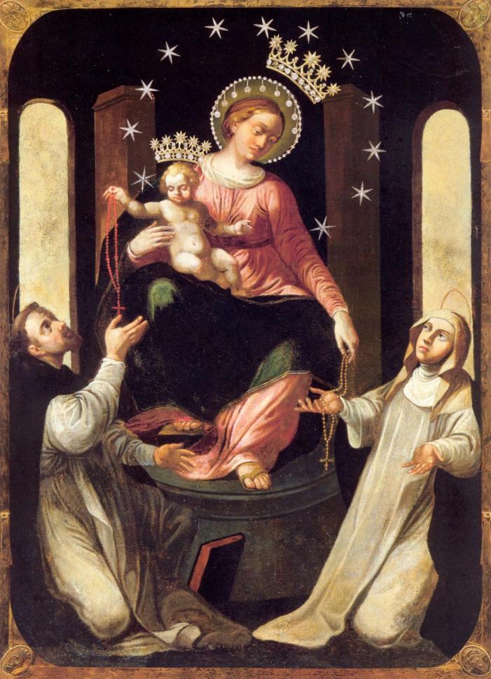 La Prodigiosa Novena alla Madonna di Pompei