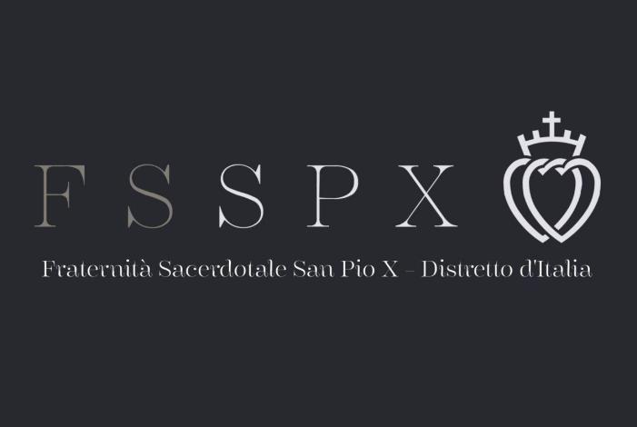 Istanza ufficiale della FSSPX per la riapertura dei luoghi di culto