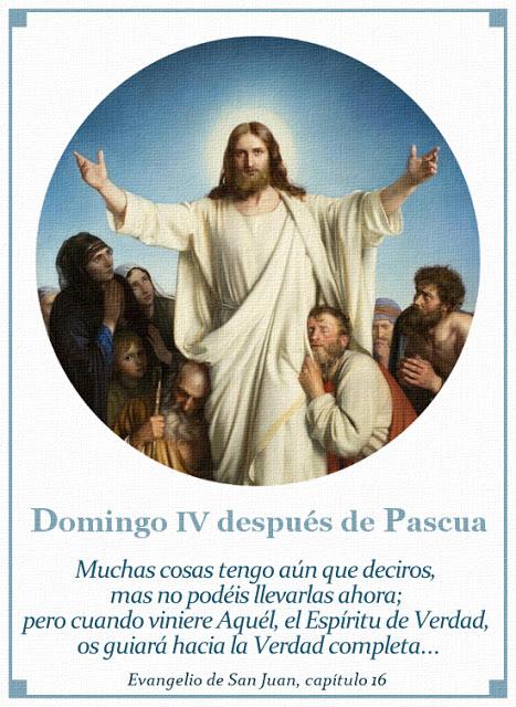 [DIFUNDE TU FE CATOLICA] SANTA MISA DEL IV DOMINGO DE PASCUA