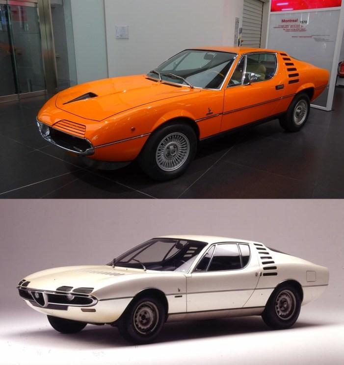 [SPADAMOTORS] Alfa Romeo Montreal (1967)