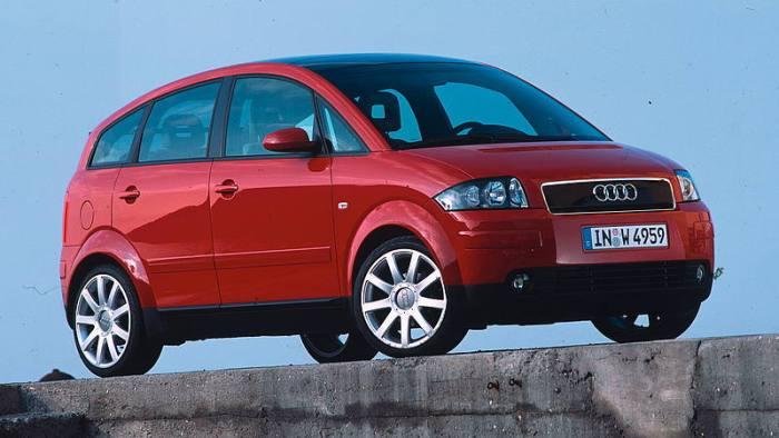 [SPADAMOTORS] Audi A2 (1997)