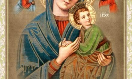 """[DIFUNDE TU FE CATOLICA] """"Las Glorias de María""""; Socorro de la Humanidad"""