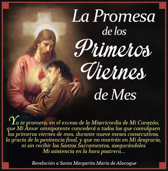 [DIFUNDE TU FE CATOLICA] PRIMER VIERNES DE JUNIO: la necesaria Reparación al Sagrado Corazón de Jesús