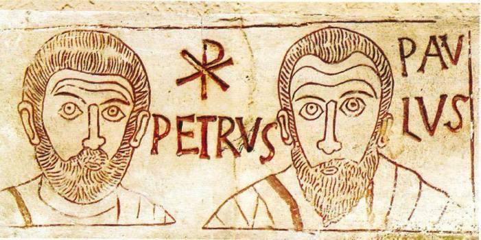I santi Pietro e Paolo, veri fondatori di Roma. Un sermone di San Leone Magno