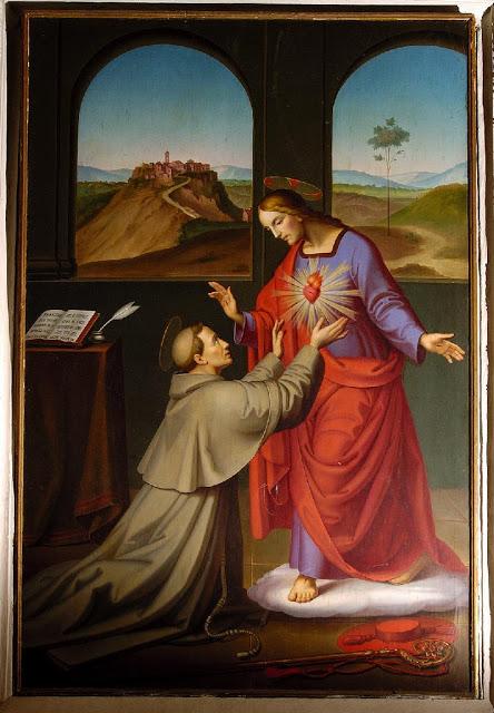 Il Sacro Cuore negli scritti di San Bonaventura