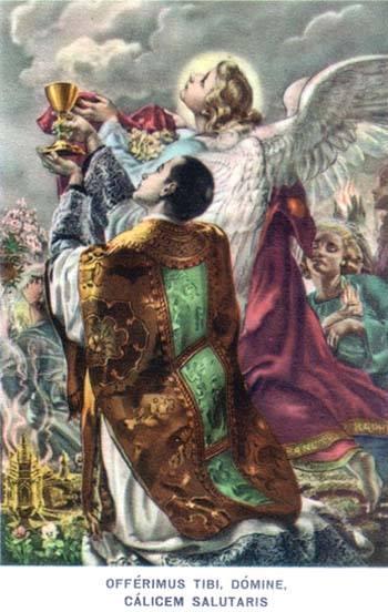 Sangue di Cristo, nell'Eucaristia bevanda e lavacro delle anime, salvaci!