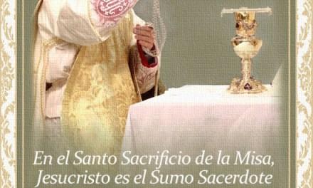 [DIFUNDE TU FE CATOLICA] EXPLICACIÓN DE LA SANTA MISA, por San Juan María Vianney, Cura de Ars. PARTE 3: El necesario recogimiento para aprovechar la Santa Misa