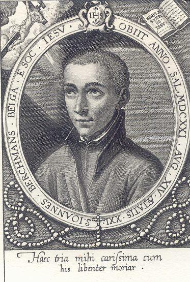 San Giovanni Berchmans, il giovane perfetto