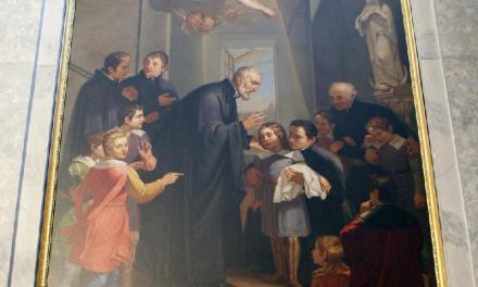 Schuster, Liber Sacramentorum – San Giuseppe Calasanzio